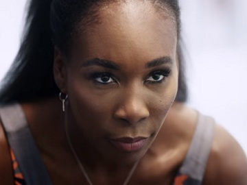 American Express Venus Williams Commercial