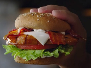 Carl's Jr. Commercial: Charbroiled Sandwiches