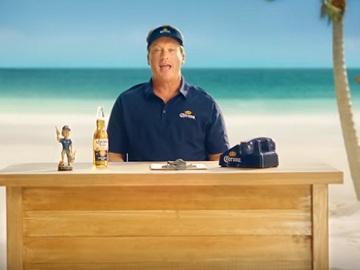 Corona Extra Coach Gruden Commercial