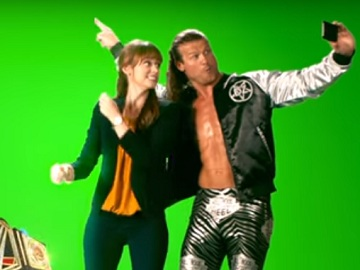 Dolph Ziggler in Cricket Wireless Commercial
