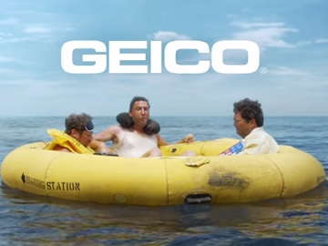 GEICO Life Raft Commercial