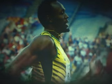 Gatorade Usain Bolt Commercial