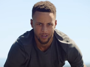 Infiniti Q50 Stephen Curry Commercial