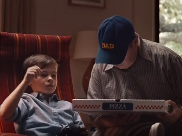 Little Caesars Pizza Commercial: Number #1 Dad