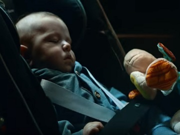 Mercedes-Benz Commercial: Crying Baby