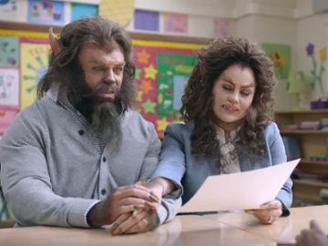 Spectrum Commercial Werewolves Parents