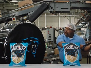 Tostitos Commercial: Carolina Panthers
