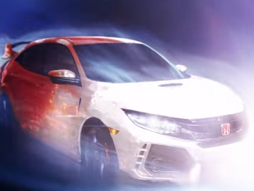 Honda Civic Type R Commercial