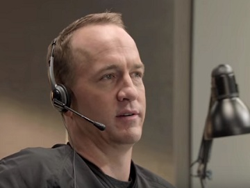 Peyton Manning in DIRECTV Commercial