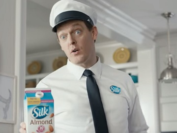 Silk Almond Milk Commercial