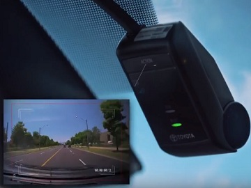 Toyota Commercial - Genuine Dash Camera