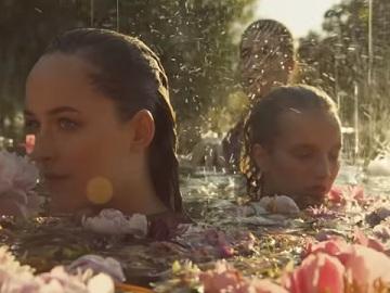 Dakota Johnson in Gucci Bloom Commercial