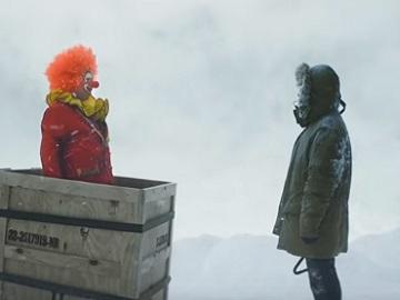 Specsavers Clown TV Advert - Surprise