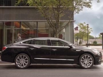 Buick LaCrosse Commercial