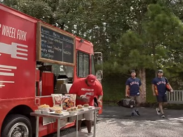 H-E-B Commercial - Vince's Food Truck