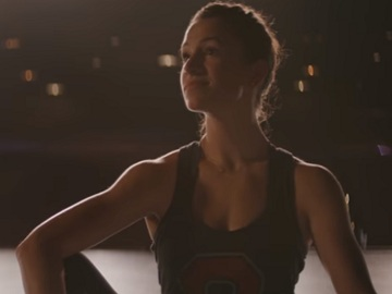 Mimi Lamantia in Ohio State University Commercial