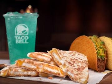 Taco Bell Commercial - Crispy Chicken Quesadilla