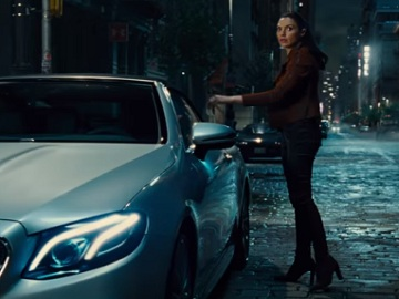 Mercedes-Benz Commercial - Gal Gadot