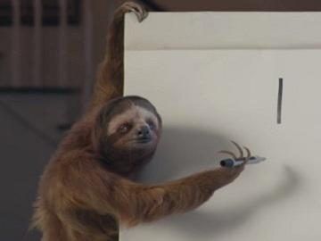 GEICO Sloth