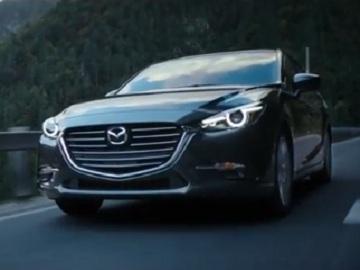 2018 Mazda3 Commercial