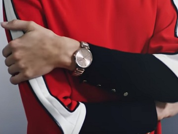 Hugo Boss Watches Commercial