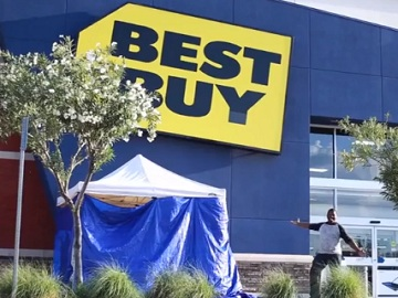 Best Buy Mr. Black Friday Commercial