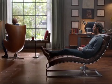 Tom Parker & Samuel J. Jackson - Capital One Commercial