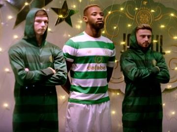 Celtic FC Christmas Advert