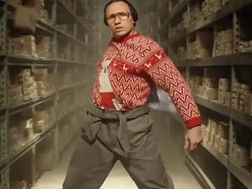 Dancing Man - Colorado Lottery Commercial