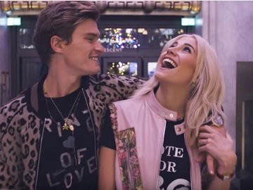 Pixie Lott & Oliver Cheshire - Dolce&Gabbana Commercial