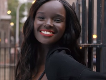Duckie Thot in FENTY BEAUTY by Rihanna Commercial