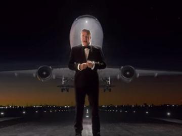Emirates Jeremy Clarkson Commercial