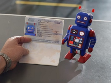 FedEx Dream Commercial - Little Robot with Passport