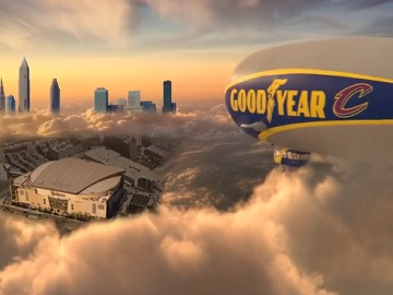 Goodyear TV Commercial - Cleveland Cavaliers