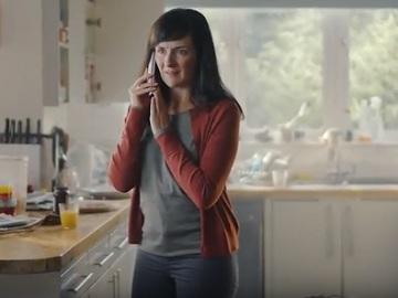 Woman in HSBC TV Advert: Take Five