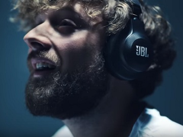 JBL Wireless Headphones Commercial