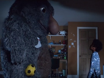John Lewis 2017 Christmas Advert - The Monster