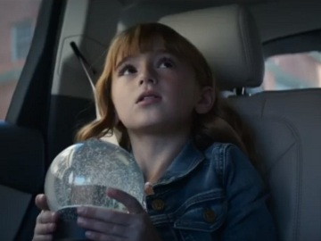 Olivia's Wish List - Lincoln Christmas Commercial