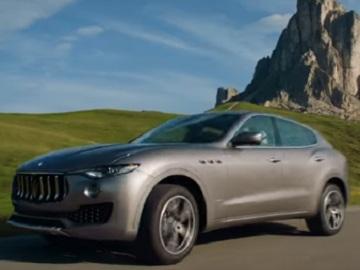 Maserati Levante Commercial