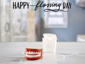 McDonald's Canada Commercial - Flossing Day