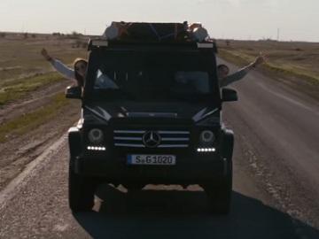 Mercedes-Benz G-Class Commercial
