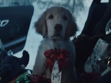 Mercedes-Benz Commercial - Santa & Puppy