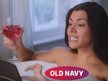 Old Navy Cyber Monday Commercial