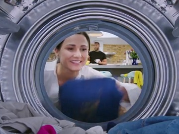 Samsung Washing Machine Commercial