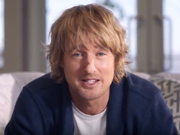 Sofology Owen Wilson Advert