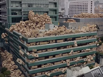 Uber Boxes Commercial