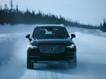 Volvo Xc90 Commercial >> Volvo Xc90 Christmas Commercial Holiday Sales Event