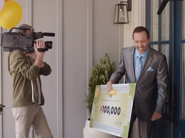 Havertys Commercial - Missing Big Check from Prize Patrol