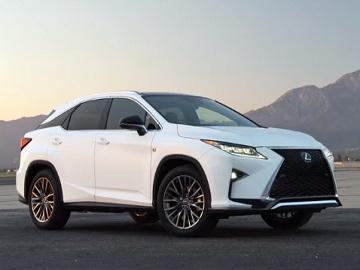Lexus RX Commercial