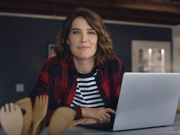 Masterpass Commercial: Cobie Smulders